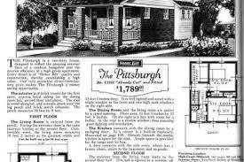 House Plans Colonial 4 1920 Craftsman House Plans Colonial 1920s Craftsman Homes Sears