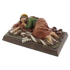 sleeping saint joseph figure the catholic company