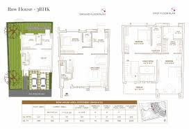 notting hill floorplans