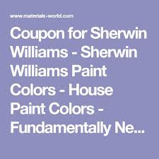best 25 sherwin williams coupon ideas on pinterest sherwin