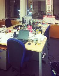 bureau vide file 18h on laisse déjà le bureau vide ca fait rêver