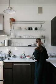 kitchen of the week a young couple u0027s brooklyn kitchen reinvented