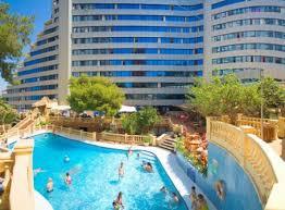 Magic Rock Gardens Hotel Magic Rock Gardens Hotel I Benidorm Spanien