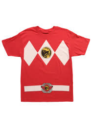 T Shirt Halloween Costumes by Power Rangers Costumes For Adults Halloweencostumes Com