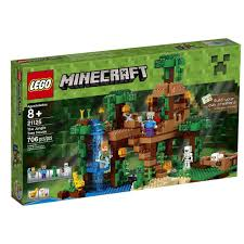1001 Minecraft House Ideas Lego Minecraft The Jungle Tree House Review Real Momma