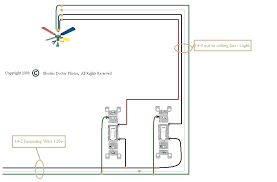 ceiling fan light switch wiring fan light wiring diagram ceiling wiring diagram bathroom fan light