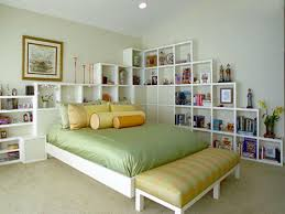 bedroom bedroom shelf ideas apartment book awesome design