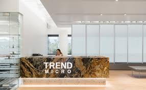 Interior Decorator San Jose Trend Micro Taps Lauckgroup To Design Interiors For San Jose Location