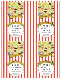 where to buy bertie botts swoon for food free downloadable label for bertie bott s jelly