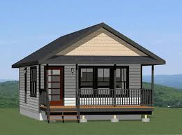 20x20 tiny home pdf floor plan 706 sq ft model 5a irving gill cottage architectural plans modern southwest style