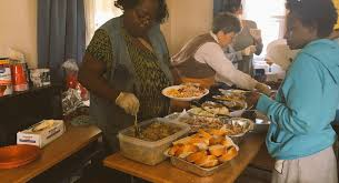 thanksgiving comes a day early for sussex county s homeless popu