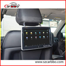 unique design 10 inch android 6 0 touch screen multimedia car rear