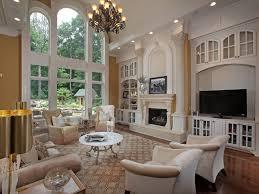 Living Room High Ceiling High Ceiling Living Room With Fireplace Www Lightneasy Net