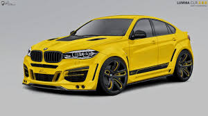 2015 lumma design clr bmw x6 r previewed car pictures