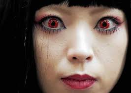 halloween costumes decorative contact lenses pose danger