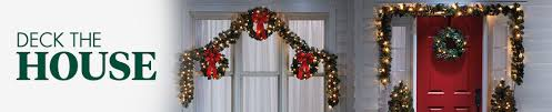 christmas garland christmas wreaths christmas garlands bed bath beyond