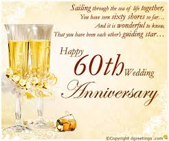 60th anniversary card messages dgreetings happy anniversary anniversary cards
