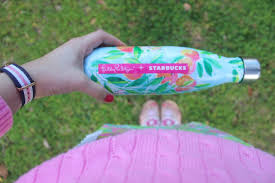 Swell Starbucks Lilly Pulitzer by Prep By Sophia