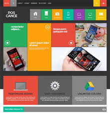 product layout bootstrap this bootstrap prestashop theme offers a metro design a responsive