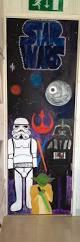 Star Wars Office Decor 55 Star Wars Door Decoration Ideas 1000 Ideas About Star Wars
