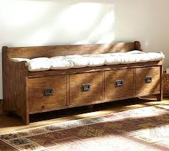 Cushion Top Storage Bench by See The Storage Bench Cushions Why Choosing Storage Bench With