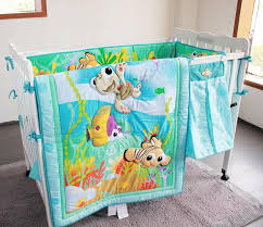 Baby Bedding Crib Sets Light Blue Fish Baby Bedding Sets Baby Crib Set Ropa De Cuna