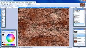 Make Textured Paint - paint net tutorial make stone texture youtube