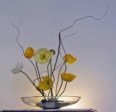 Japanese Flower Artwork - 139 best ikebana japanese flower arrangement images on pinterest