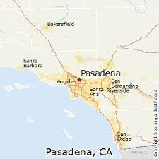 pasadena ca map best places to live in pasadena california