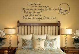 Nursery Rhyme Wall Decals Moon Rhyme Wall Decals Trading Phrases