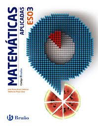 imagenes matematicas aplicadas matemáticas aplicadas 3º eso código bruño mec vv aa comprar