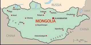 Mongolia Map The Military Assistance Program Mtap Merging Interests Of