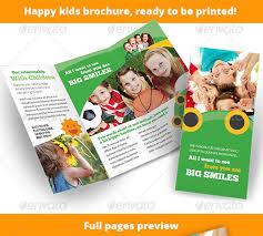 21 kindergarten brochure templates u2013 free psd eps ai indesign