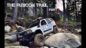 Rubicon Trail Map The Rubicon Trail Part 2 Youtube