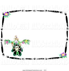 halloween background with purple royalty free border stock halloween designs