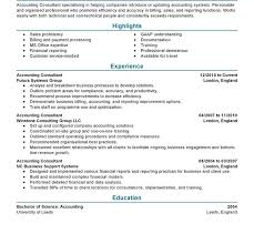 sle consultant resume template tax consultant resume sles velvet education template student free