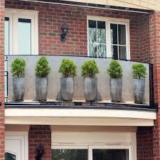 sichtblende balkon balkon sichtschutz anthrazit gärtner pötschke