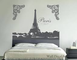 eiffel tower wall art roselawnlutheran amazon com tall eiffel tower wall decal huge paris city sticker decor wall sayings decal vinyl wall art words lettering quotes mural art room home 23 6