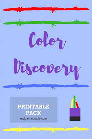 color theory printable activity u2013 learning table