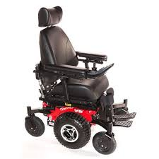 Drive Wheel Chair Innovation In Motion Frontier V6 All Terrain Mid Wheel Drive