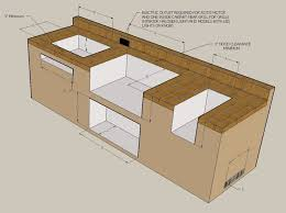 What Is The Standard Height by Download Standard Bar Heights Garden Design