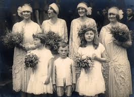 Wedding Photographs 50 Fascinating Vintage Wedding Photos From The Roaring 20s