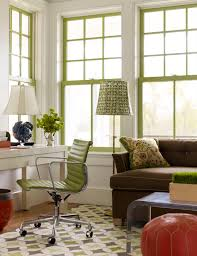 Men S Office Colors Modern Eclectic And Stylish Soft Colorful Home Office With Single