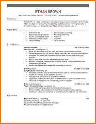 Sample Resume For Accounting Staff by Best Accounting Clerk Resume Example Livecareer Sample Accountant