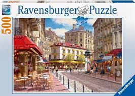 ravensburger higgledy piggledy house 1000 jigsaw puzzle