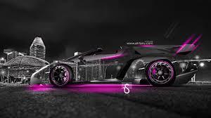 Lamborghini Veneno Black - lamborghini veneno roadster crystal city car 2014 el tony