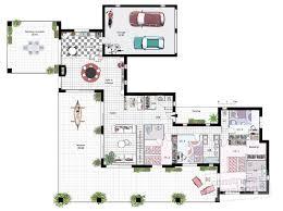 plan maison plain pied 4 chambres avec suite parentale plan de maison plain pied 4 chambres plan maison plain pied gratuit