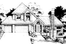 multi level house plans country house plans 1 1 2 story house
