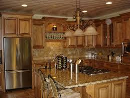 Maple Kitchen Cabinets by Glazed Maple Kitchen Cabinets Photo Glazed Maple Kitchen
