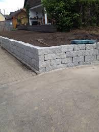 Haus Und Garten Ideen Granit Mauer Ideen Rund Ums Haus Pinterest Gärten